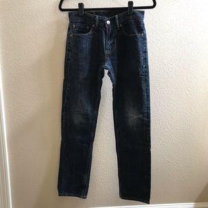 Levis 511 Blue Jeans